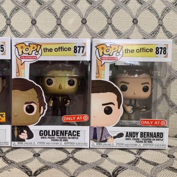 Funko Other - Funko The Office Target Exclusives
